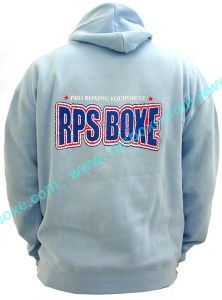 Sweat capuche - RPS - Ciel