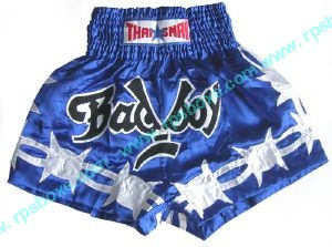 Short boxe Thai - THAISMAI - TSM10 Bad Boy