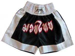 Short Muay Thai - RPS -  T3TXLNOIR