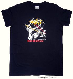Tee shirt  SAVATE COMBAT
