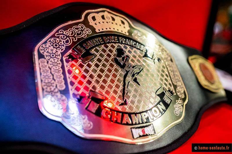 9105c1490377 Ceinture champion boxe - RPS BOXE