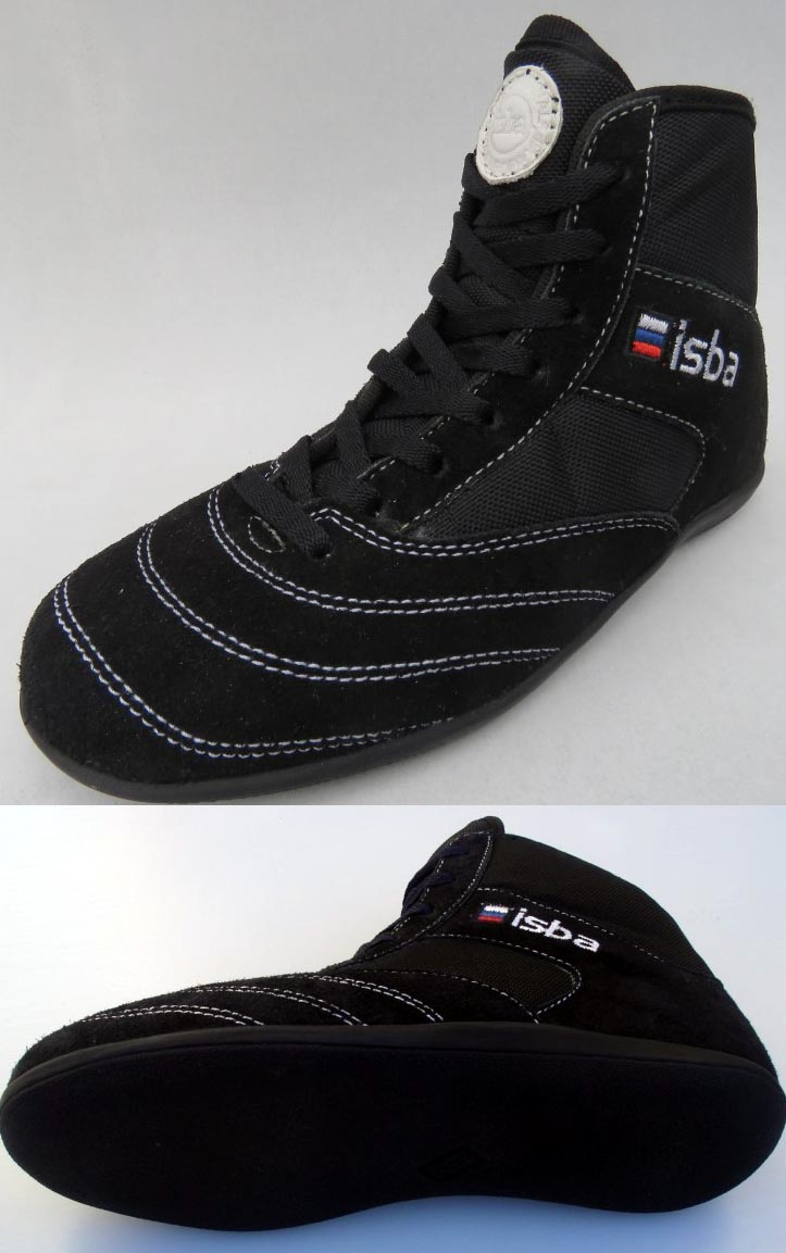 chaussures savate isba FIGHTER