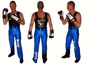 tenue savate boxe francaise