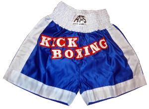 Short Kick Boxing - RPS -  T3KXLBLEU