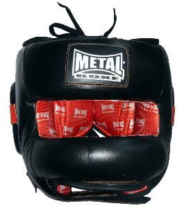 Casque Sparring - CUIR - MB425