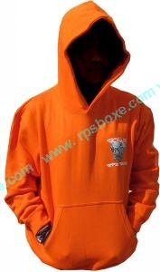 Sweat capuche - RPS - GLOVE-ORANGE