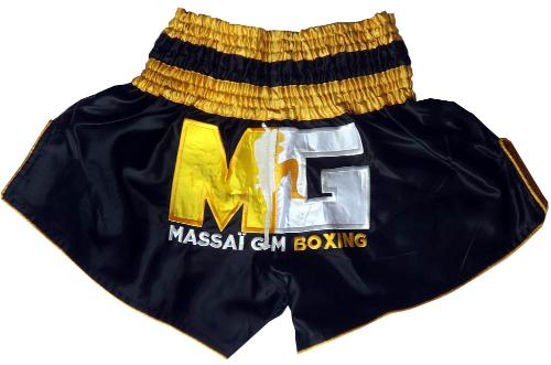 short massai noir or