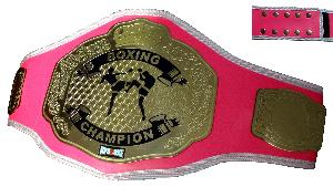 ceinture-champion-boxing-rose