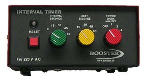 Timer boxe  -  BOOSTER - DT3